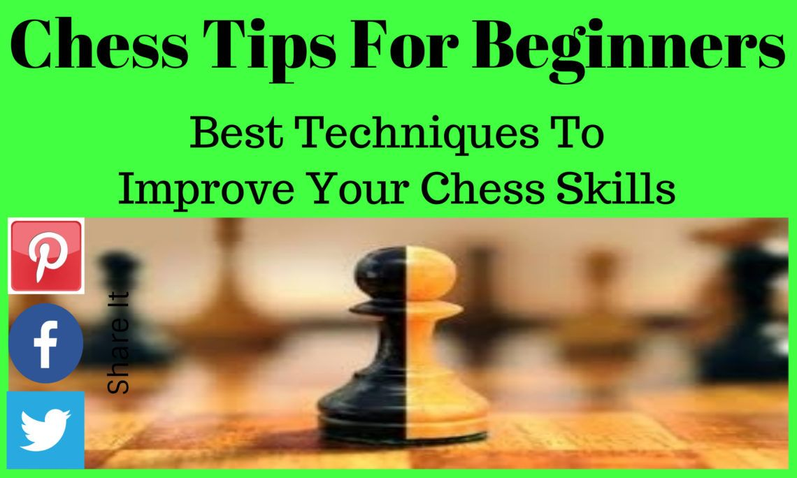 Chess Tips For Beginners Best Guide Learn chess, Chess