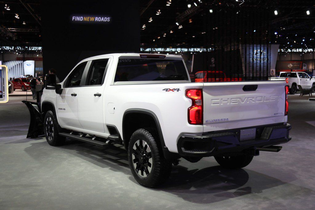 2020 Silverado Hd Lineup A Visual Comparison By Model And Trim Level Silverado Hd Silverado Chevy Silverado