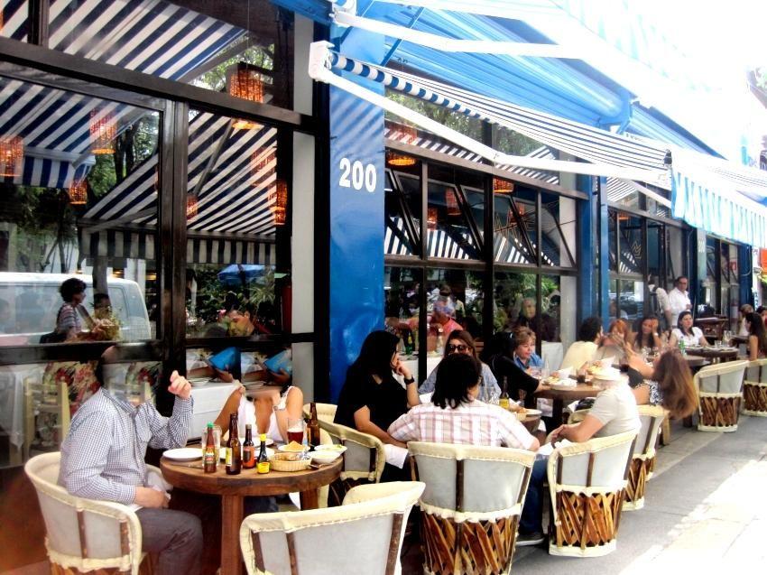 Contramar Mexico City Condesa Restaurant Reviews Phone