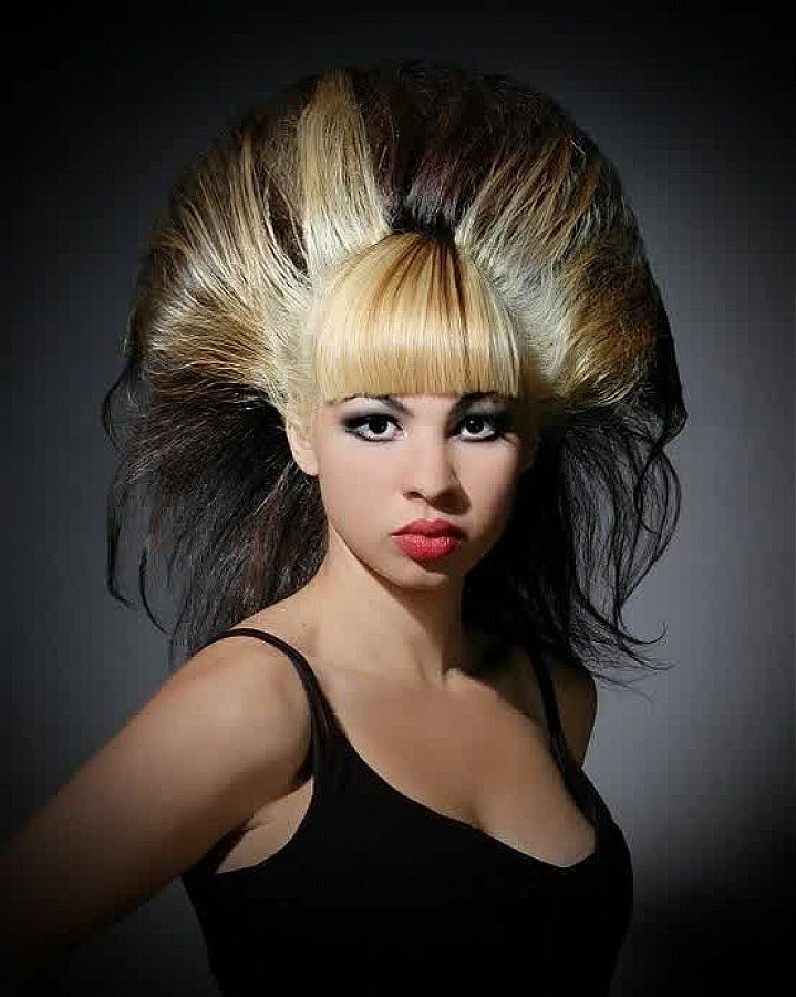 beehive hairstyles | Famous Hairstyles | Pinterest | Crazy ...