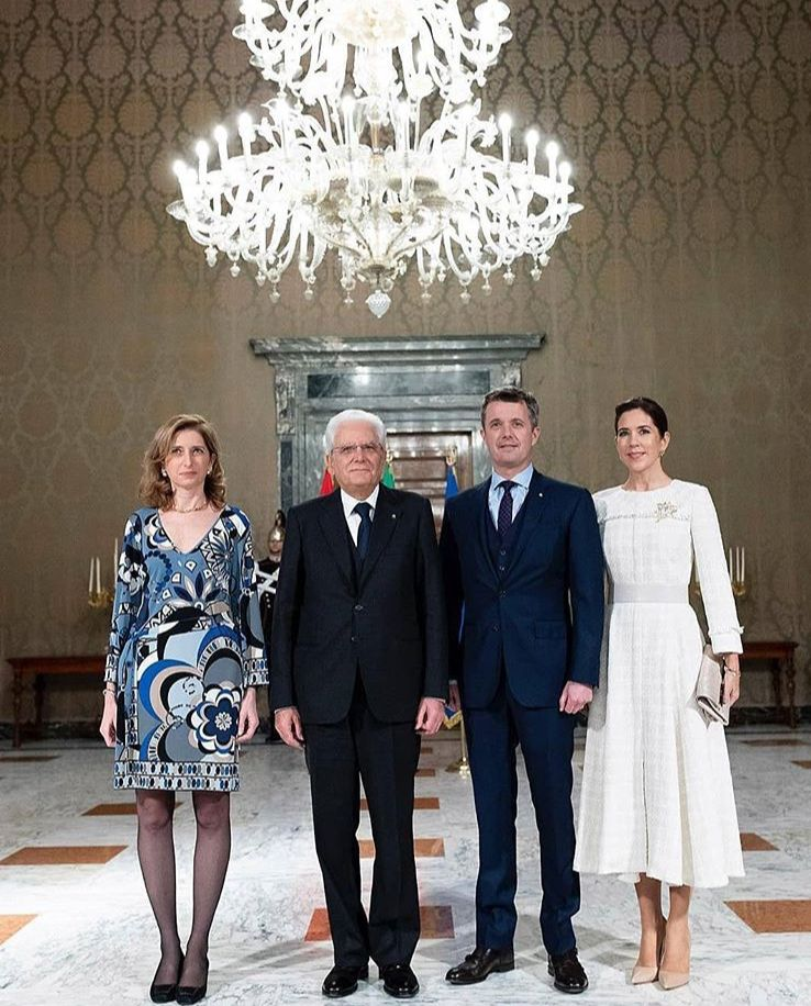 977c404fc9c 06/11-2018 Crown Prince Frederik and Crown Princess Mary of Denmark are  visiting