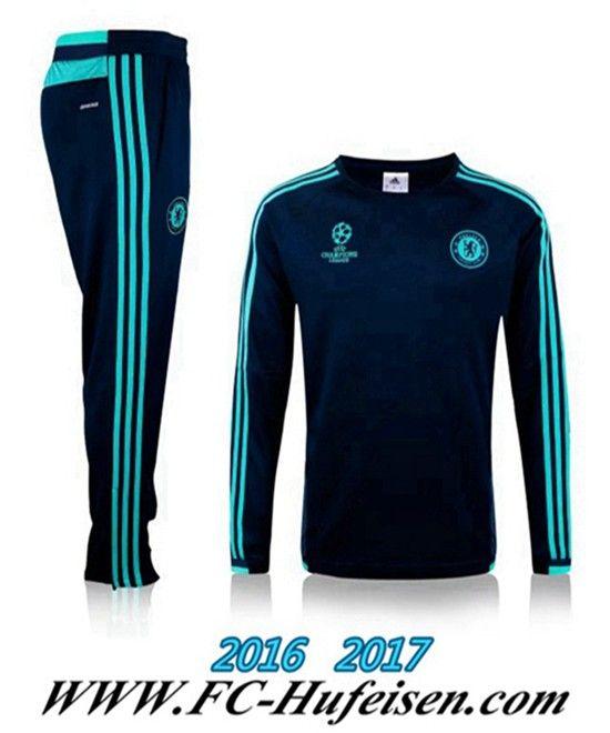 Billige Neue Fussball Trainingsanzug Herren Kits Chelsea Schwarz 2015 2016 Thailand Ropa Deportiva Para Hombre Abrigos Deportivos Indumentaria Deportiva