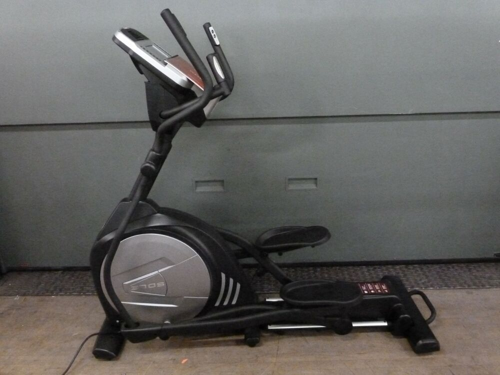 Ad Ebay Sole Fitness E25 Elliptical 750 Biking Workout