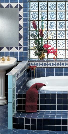 Terra Classic Tiles 55% recycled glass Made in USA