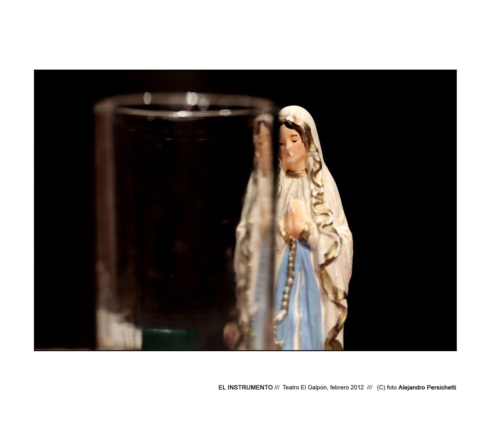 El Instrumento, 2012 Teatro el Galpón