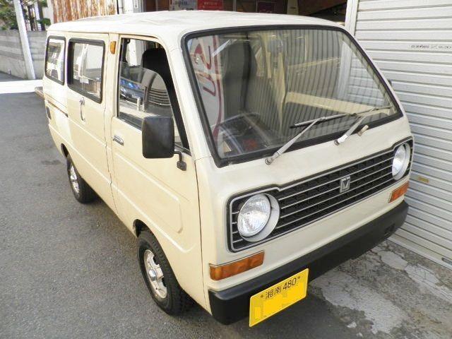 1976 1982 Mitsubishi Minicab Wide 55 軽バン マイクロカー ミニカー