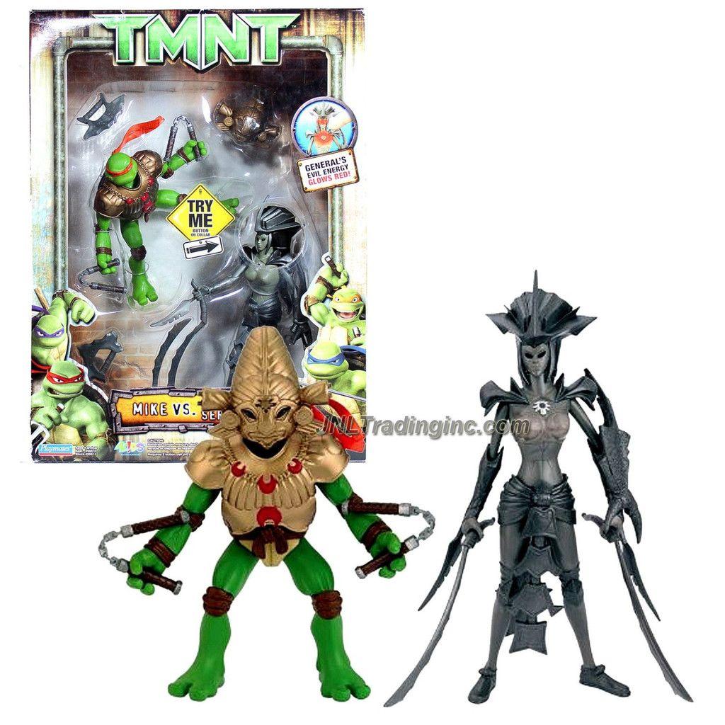 Playmates Tmnt Movie Series 2 Pack 6 Tall Figure Set Mike W
