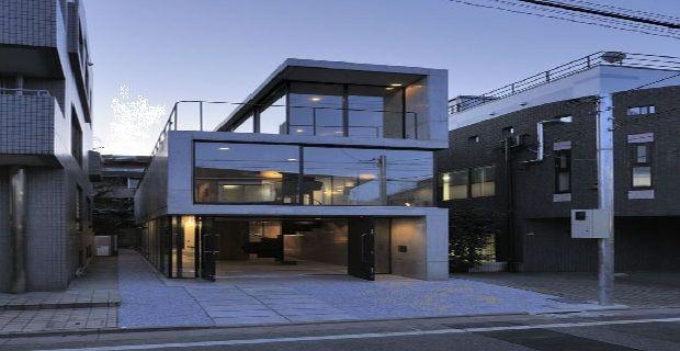 Long Narrow House Design | Exterior Ideas | Pinterest | Narrow ...