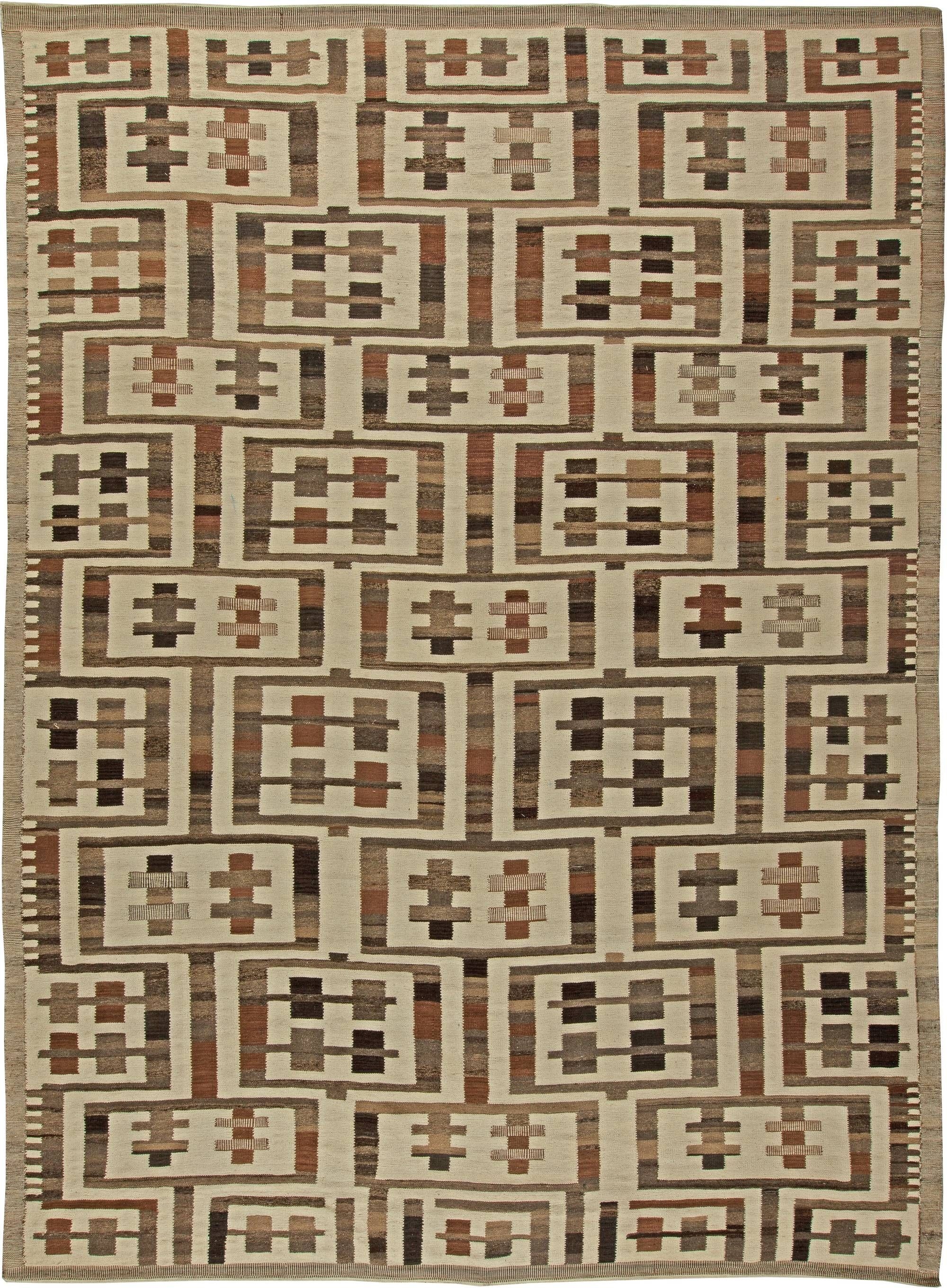 Rug Sizes For Living Rooms A Swedish Design Rug Size162 X 12 A Swedish Flat Weave Rug