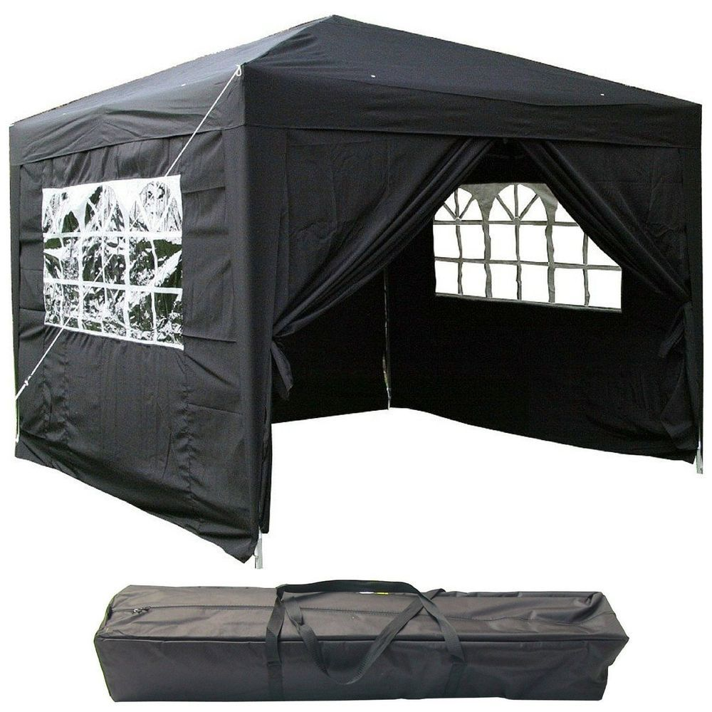 Garden Pop Up Gazebo Sun Rain Protection Gazebos Waterproof Patio Outdoor Canopy  sc 1 st  Pinterest & Garden Pop Up Gazebo Sun Rain Protection Gazebos Waterproof Patio ...