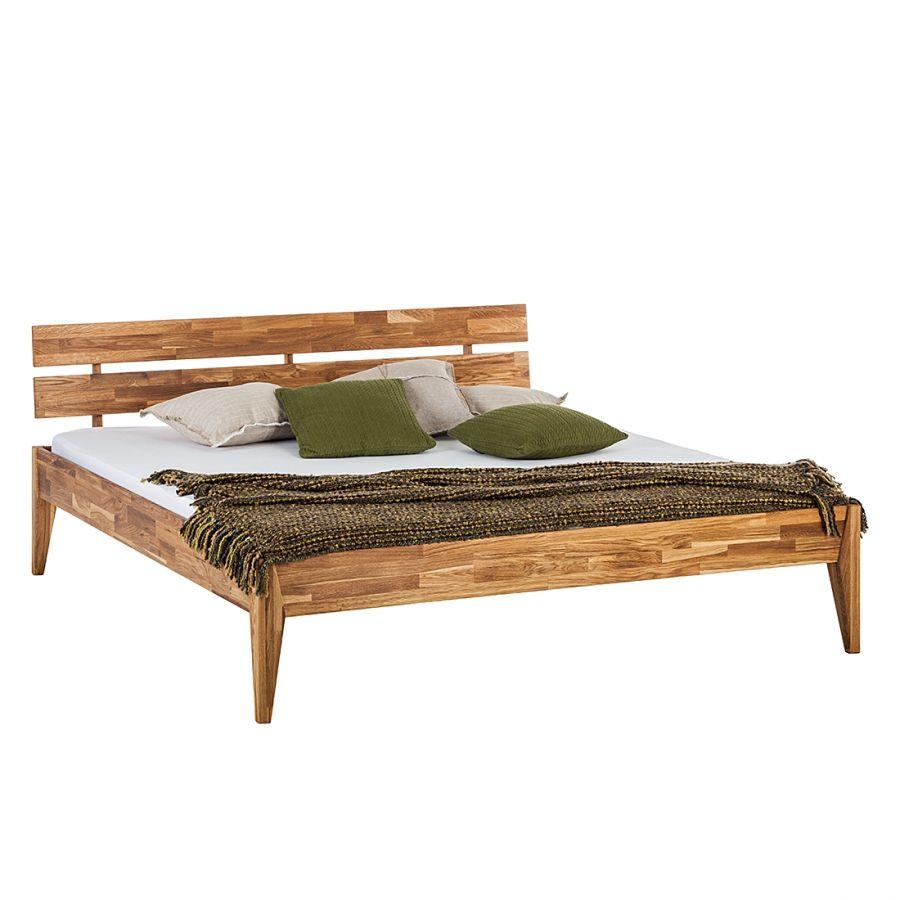 Massivholzbett Jillwood 180 X 200cm Eiche Massivholzbett Bett Ideen Bett