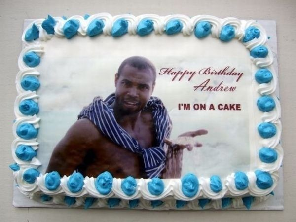 Old Spice Guy On A Cake Funny Birthday Cakes Old Spice Birthday Humor