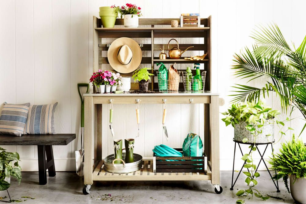 Use This Weekend To Set Up A Work Station For All Your