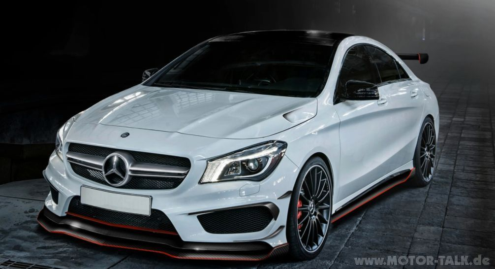 2014 Mercedes Benz Cla45 Amg Photos Leak Online 2013 New York