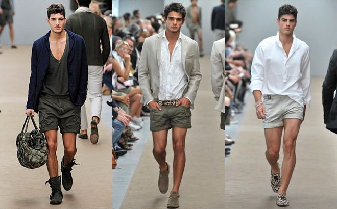Stylish Mens Shorts - The Else