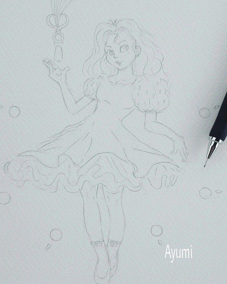 Sonhei com esse desenho, então resolvi fazer xD  Adicionei também alguns detalhes, como não lembrava de tudo