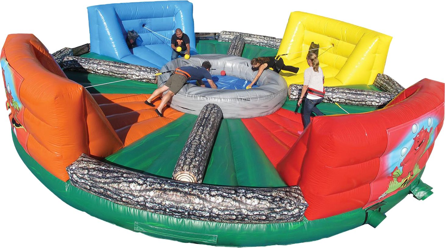 Hippo chow down hungry hippos team building games
