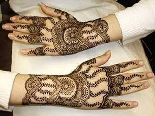 Contoh Ukiran Inai Simple Contoh Henna Simple Motif Henna Tangan