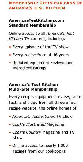 Gift A America S Test Kitchen Membership Today Multi Site