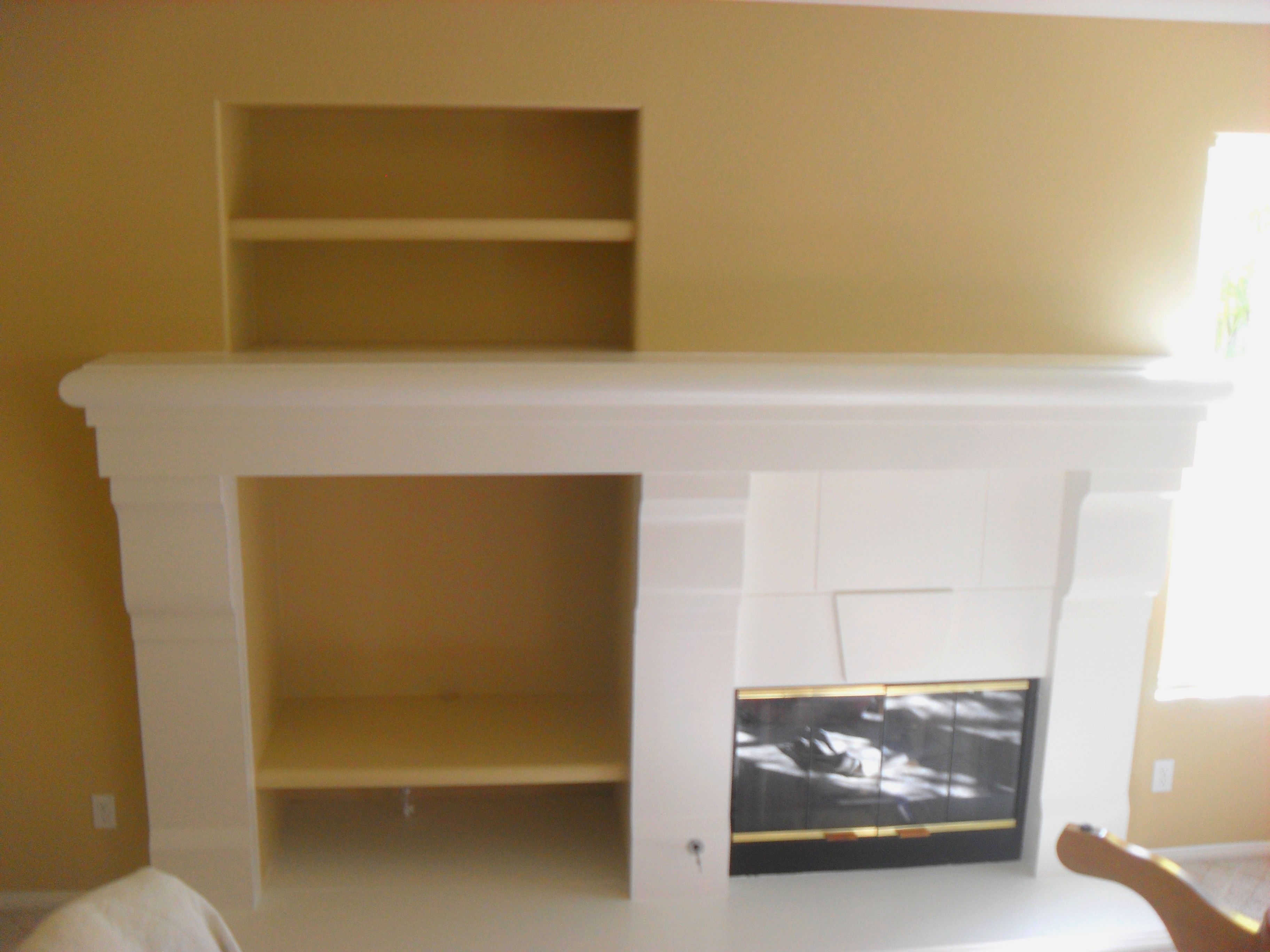 Oil Based Paint Fireplace Painting Ideas