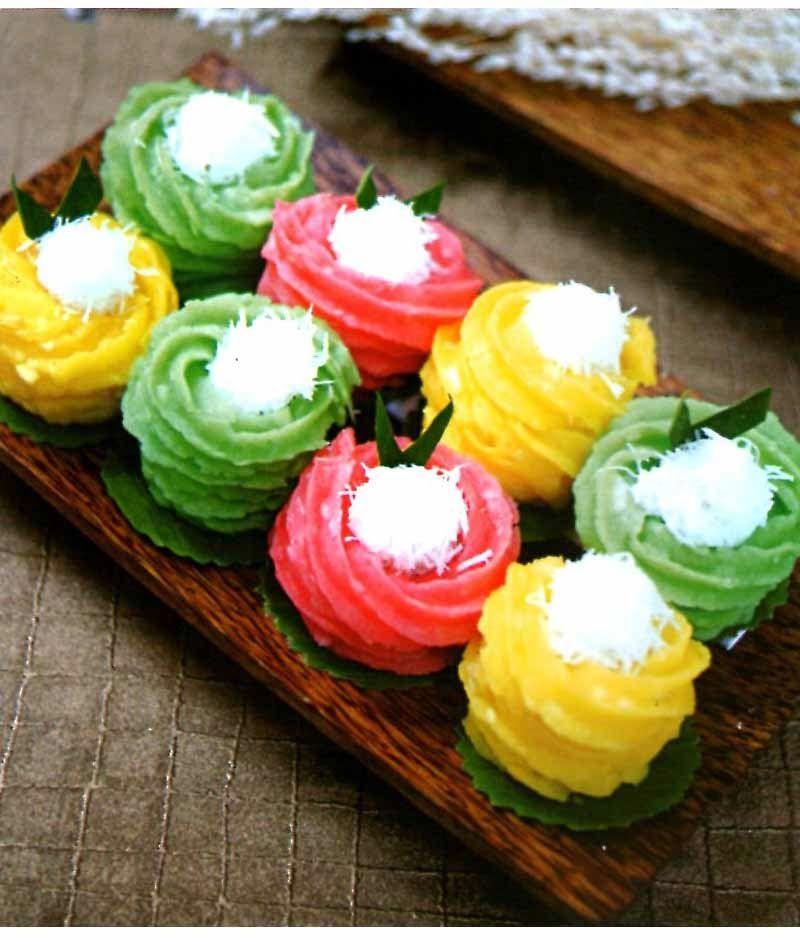 Resep Membuat Getuk Singkong Getuk Merupakan Jajanan Pasar Tradisional Yang Sangat Populer Dikalangan Masyarakat Get Masakan Indonesia Resep Resep Masakan