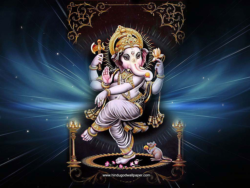 dancing ganesha wallpaper for desktop free download