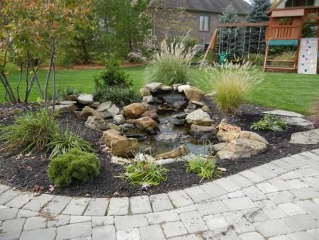 Love these pondless waterfalls.
