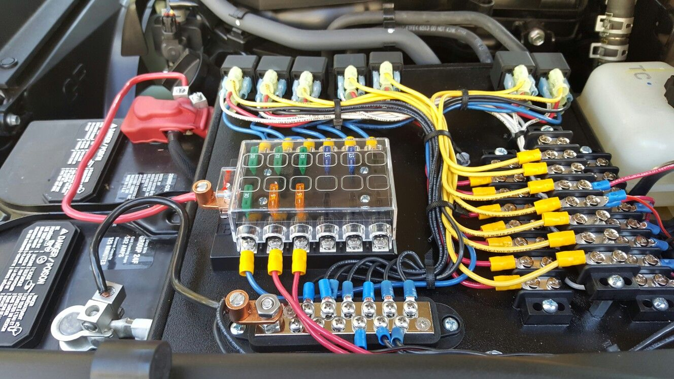 Custom Relay Panels Ce Auto Electric Supply Car Fuses Automotive Electrical Relay
