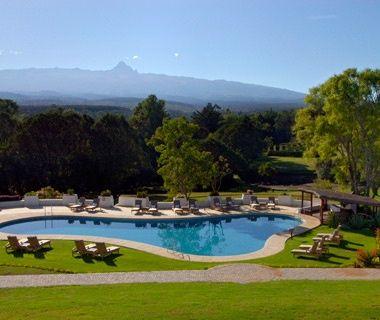 World S Top Hotels Mount Kenya Kenya Kenya Travel