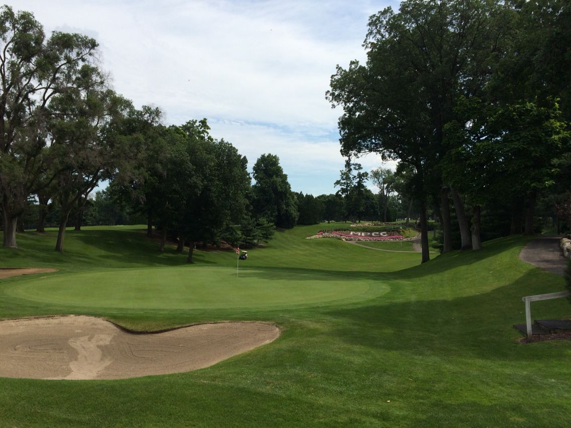 10++ Blackthorn golf club south bend indiana info