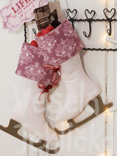 Kniha - Tilda's Christmas Ideas | VeseláJehlička.cz