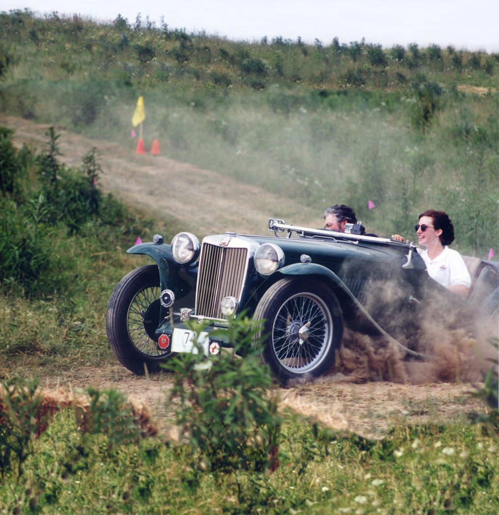 Vintage Sports Cars, Classic