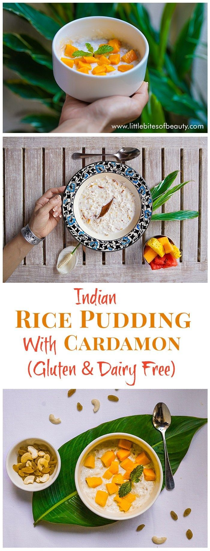 Indian Rice Pudding With Cardamom From the Chef At Park ...