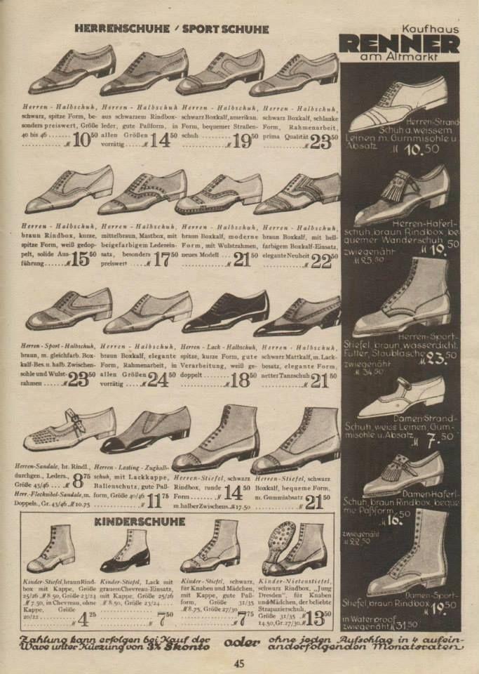 German Men\'s Magazine 1920\'s | D.B. Constantine\'s Vivid, Old and New ...