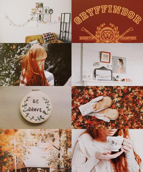 S E R E N I T Y Ginny Weasley Ginny Weasley Aesthetic Weasley Aesthetic