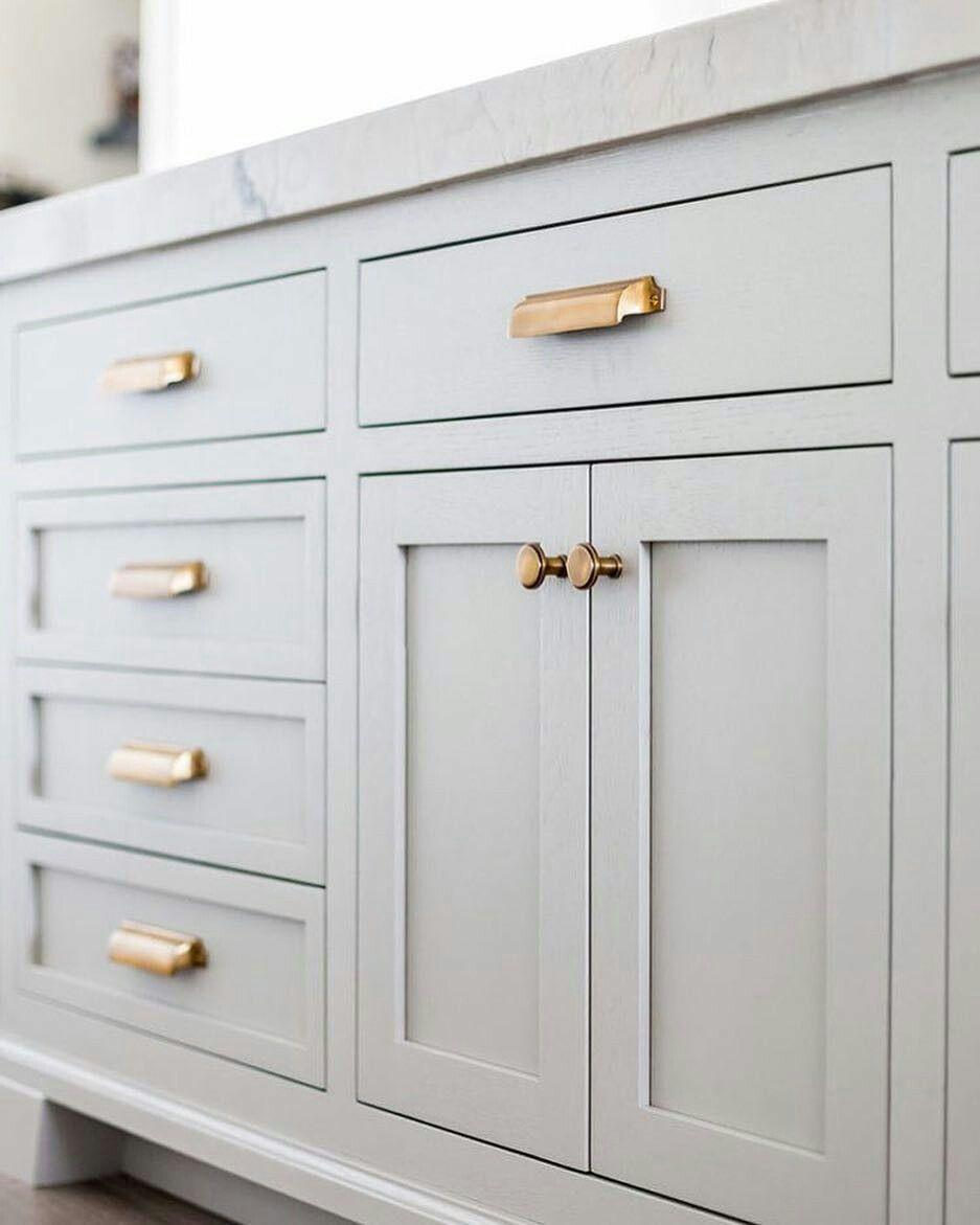 Best Farmhouse Kitchen Marble Countertops Light Blue Gray 400 x 300