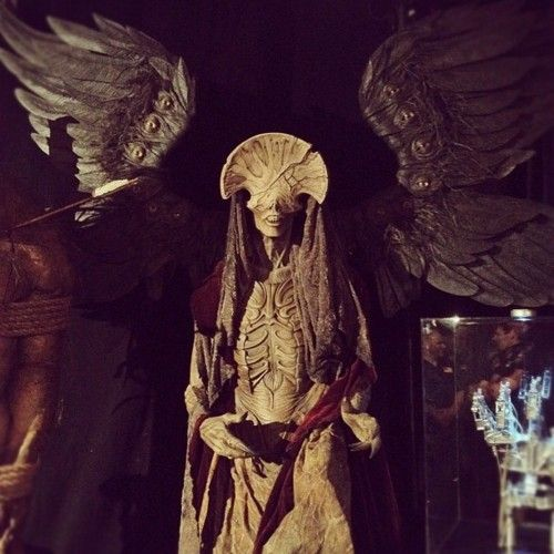 Hellboy Ii My Favorites Angel Of Death Angel Angels Demons
