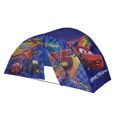Disney Cars movie bed tent for boys - blue | Disney cars ...