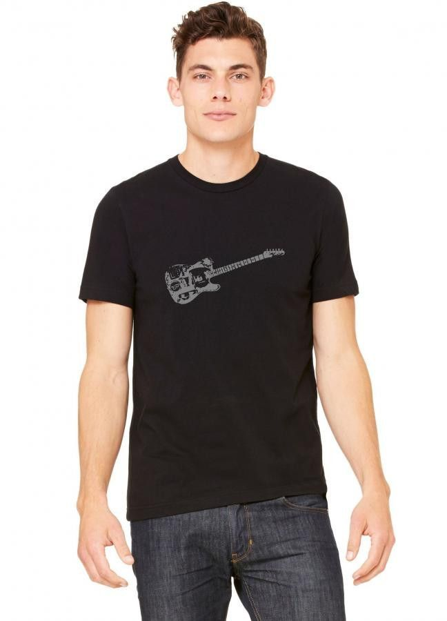 joe strummer telecaster guitar T-Shirt