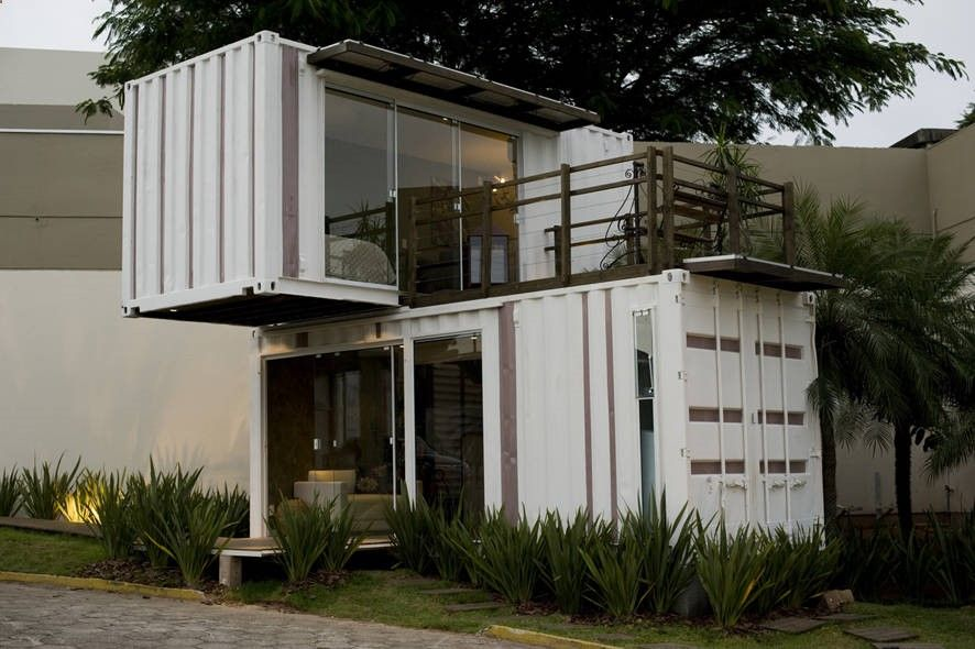 House Container House Loft Container 20