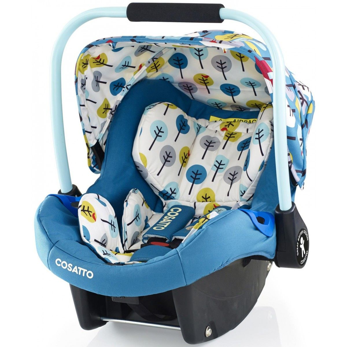 Cosatto Port 0+ Car Seat - My Space