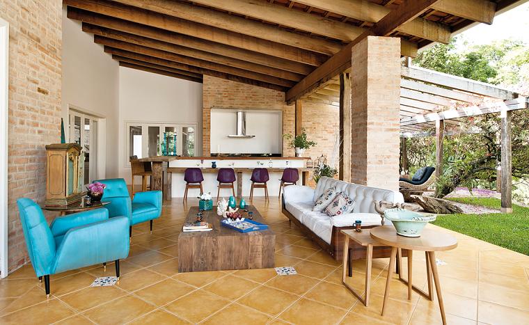 originales muebles para exterior