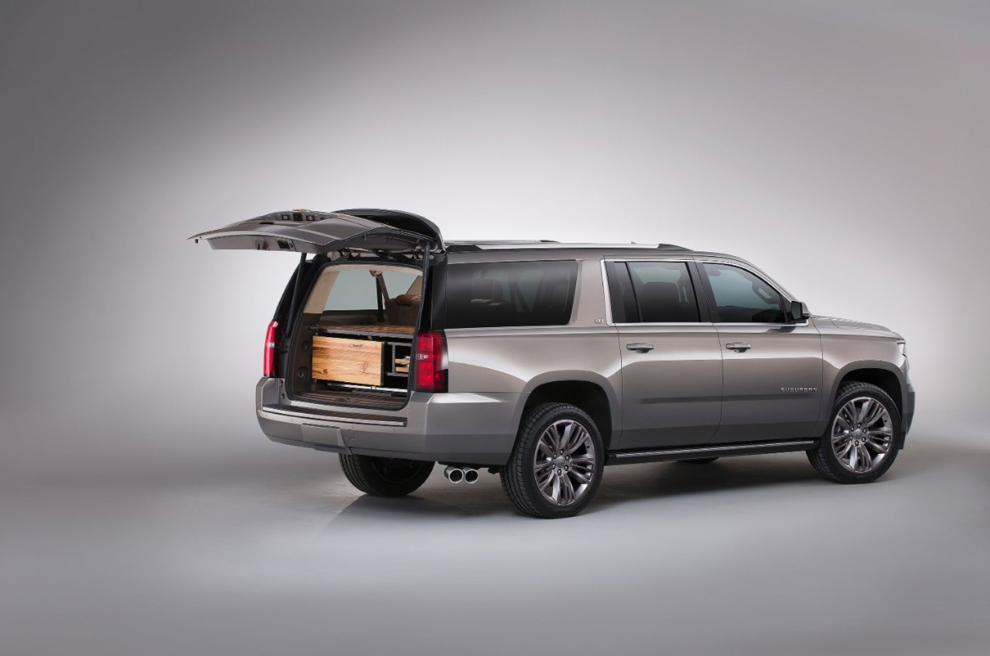 Nice Chevy Suburban Aftermarket Parts