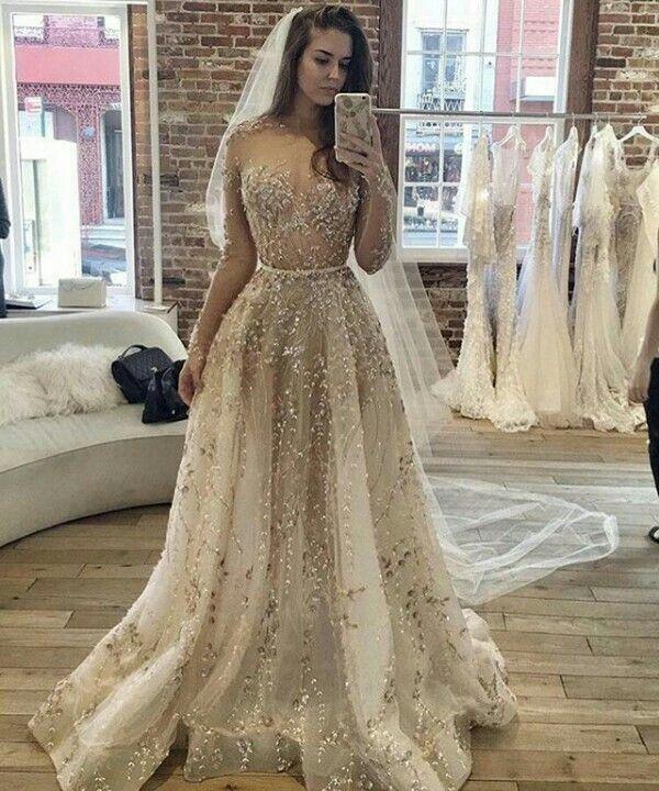 Pin By Mahawe On Dresses Pinterest - Custom Wedding Dress Designers
