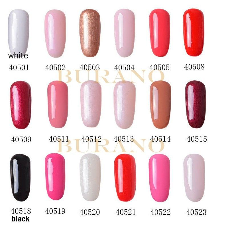 Burano New Arrival Hot Sale Soak off Gel polish gel nail kit nail ...