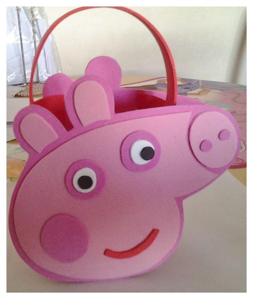 2b8b6b2f9 Sorpresas De Cumpleaños Peppa Pig - $ 690 en MercadoLibre | Patricia ...