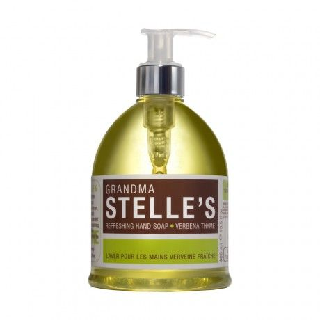 It's all in the family: the founder of Anthony Logistics for Men® created this foaming formula for his Grandma Stelle, a discerning lady who searched high and low for a hand wash that wouldn't leave her skin dry. The end product is loaded with an impressive list of moisturizers, plus a zesty verbena-thyme scent that appeals to all generations.