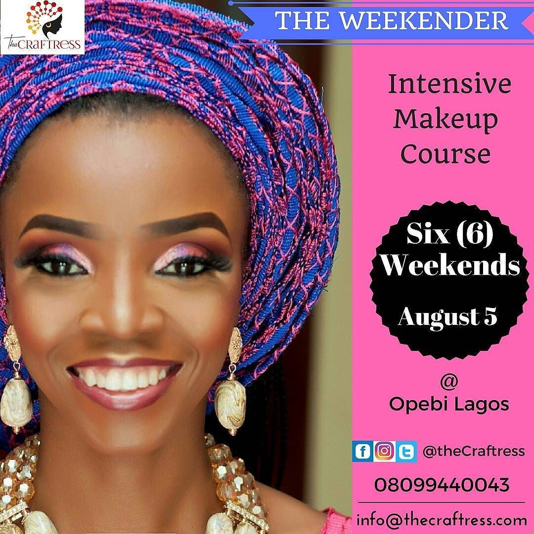 Join our Intensive Weekend Makeup Art Course. Learn how to