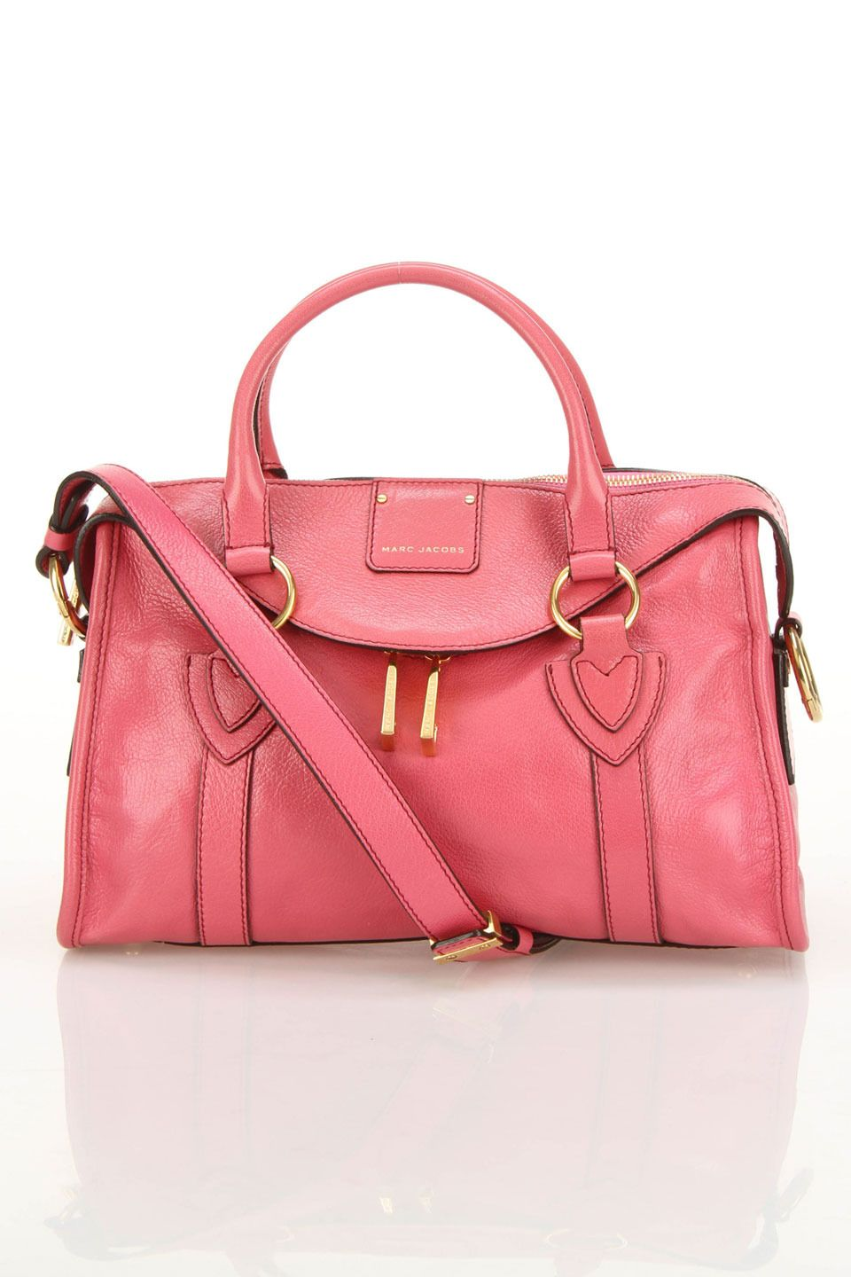 be97f436fce Marc Jacobs Small Fulton Shoulder Bag   Pink