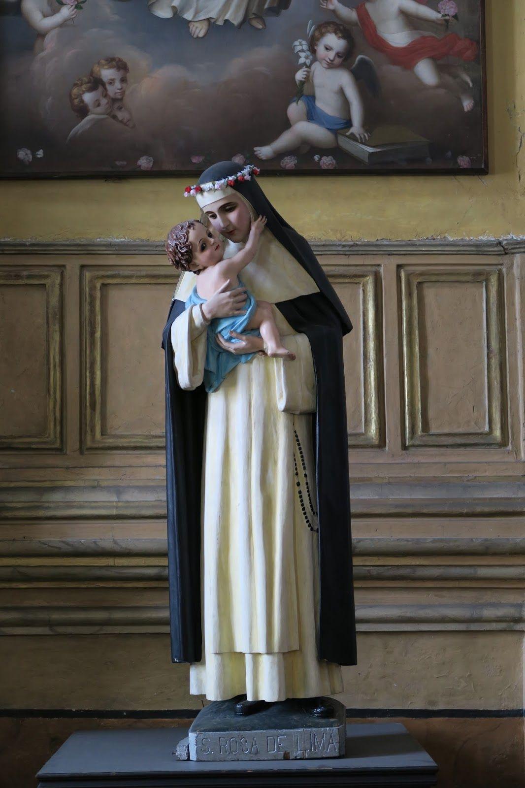 St. Rose of Lima, Quito, Ecuador
